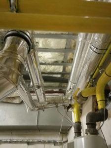 Odhlučnění stropu - kostrukce podhledu