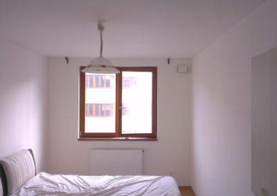 Odhlučnění bytu - po vymalování
