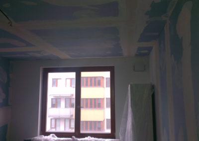 Odhlučnění bytu - strop i stěny