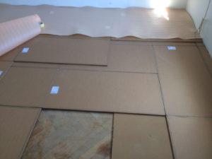 Odhlučnění bytu - odhlučnění podlahy