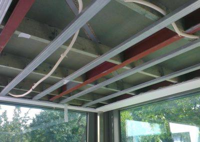 Odhlučnění stropu v RD