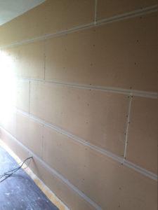 sadrokrtonová stěna 3