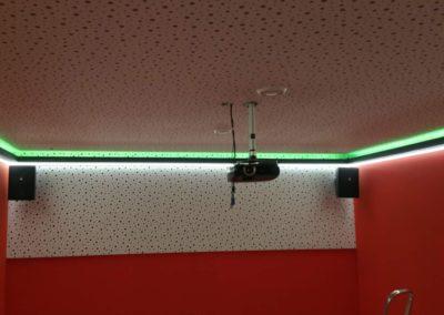 Odhlučnění karaoke místnosti – First bar
