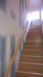 Odhlučnění schodiště