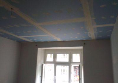 Odhlučnění bytu – neprůzvučnost stropu