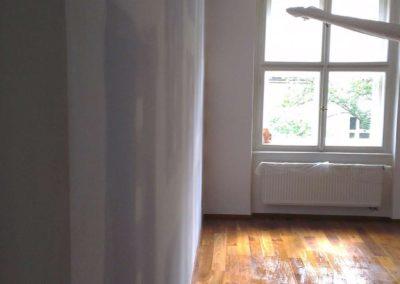 Odhlučnění stěny v pokoji