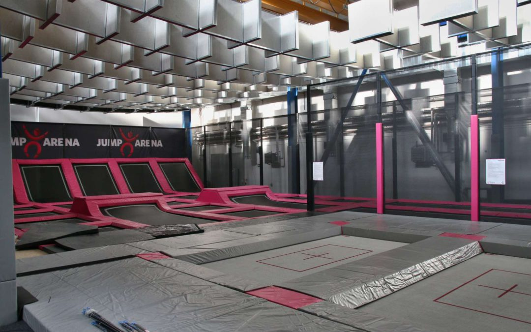 Jump arena Zličín