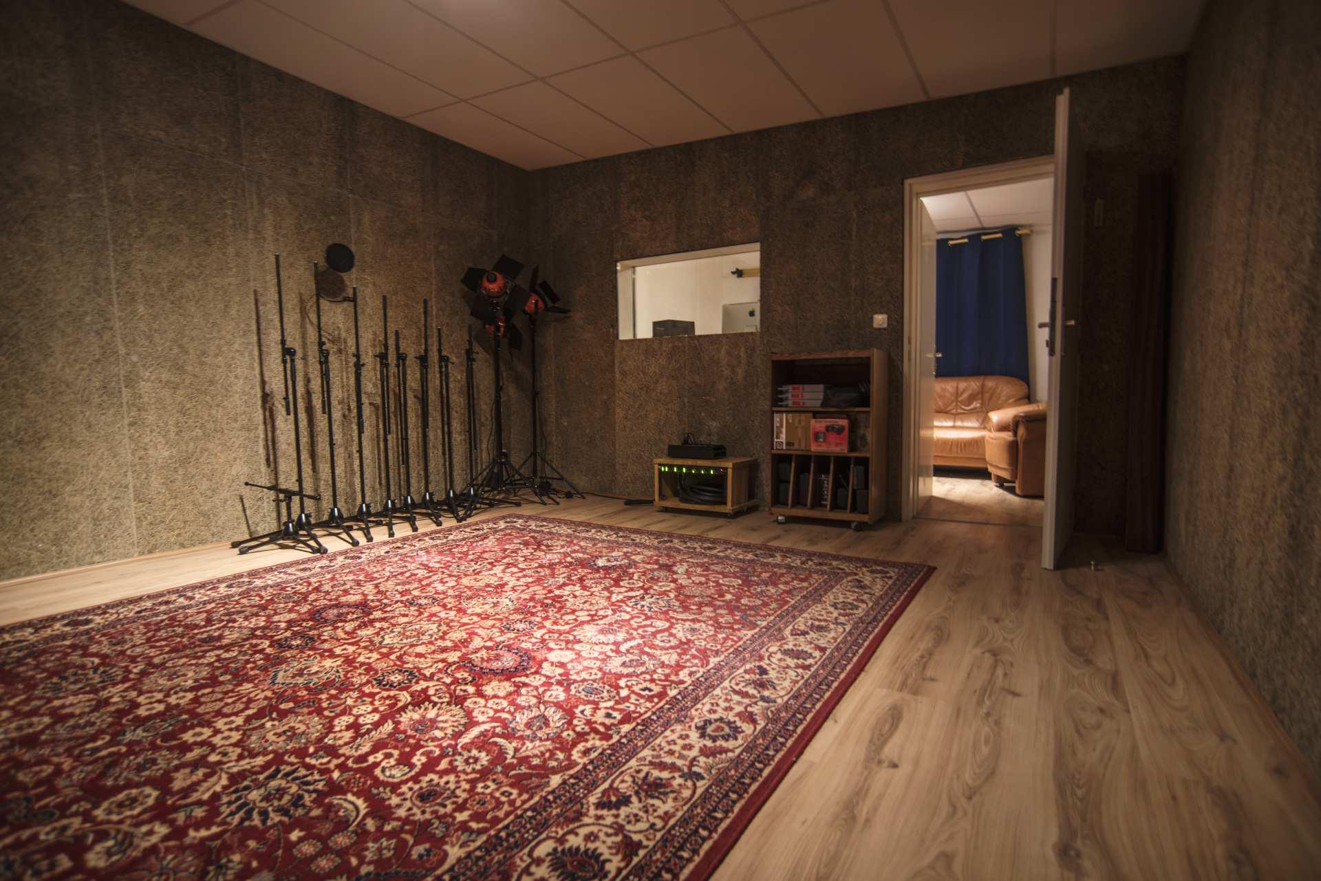 nahravaci studio