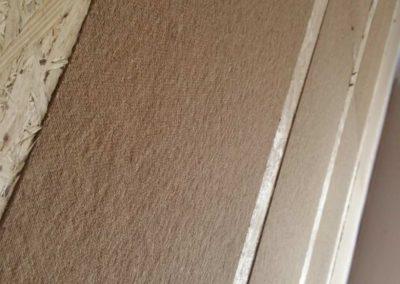 Neprůzvučná předsazená stěna v hotelu Plaza