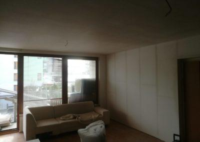 Kompletní odhlučnění bytu v novostavbě