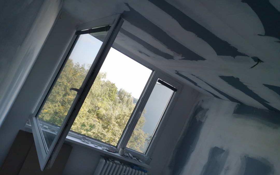 Odhlučnění ložnice v panelovém bytě