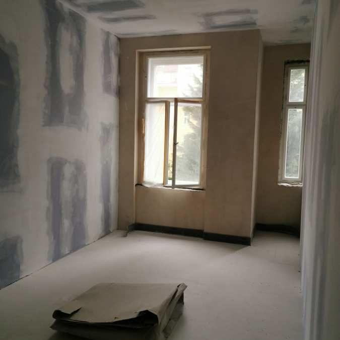 Kompletní odhlučnění bytu hudebního skladatele Praha 2