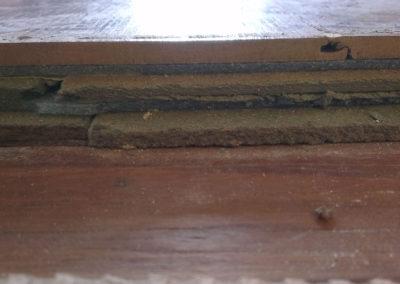 Odhlučnění podlahy - měkká podlaha pro bicí