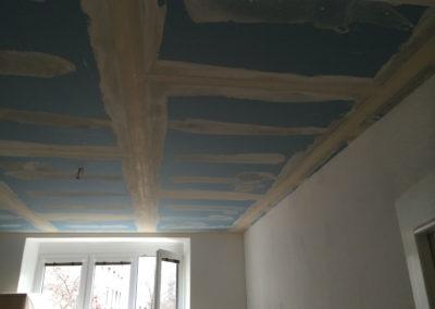 Odhlučnění stropu