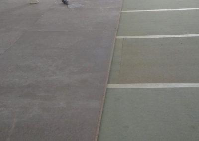 Odhlučnění podlahy - hobra + cetris