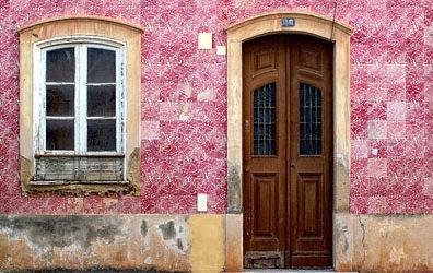 Přízemí byty VS vchodové dveře